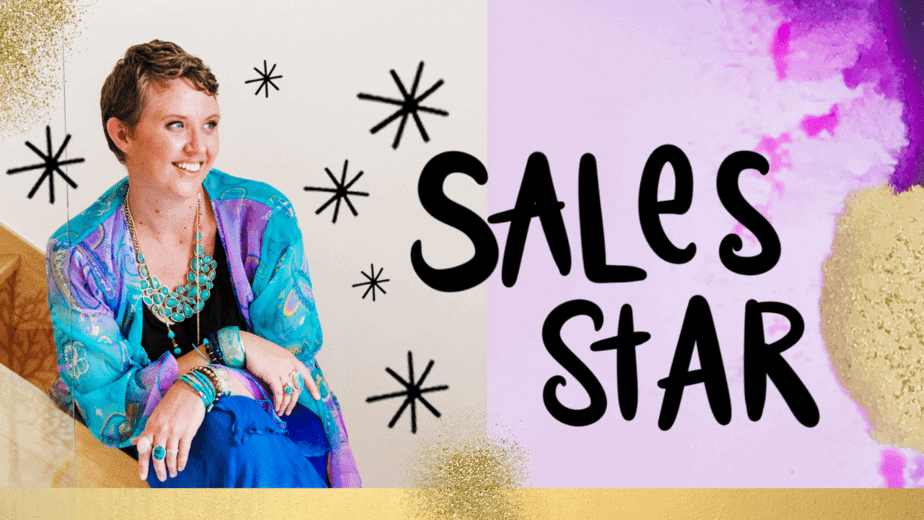 Sales Star Programm Leonie Dawson
